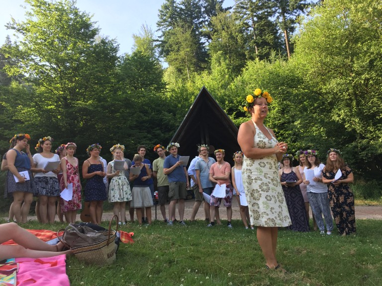 Midsommar & St. Hans 2017 - small