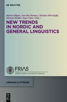 New Trends in Nordic and General Linguistics - Sammelband unter Mitwirkung von Janet Duke und Michael Rießler