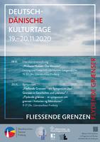 Deutsch-dänische Kulturtage 19.-20.11.2020
